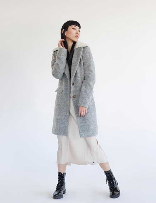 2. With An Overcoat