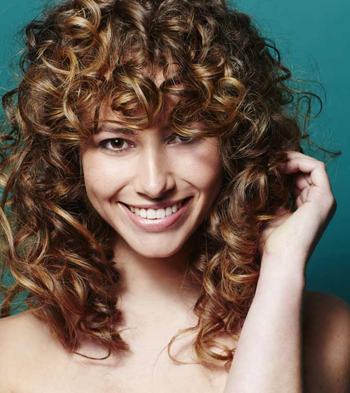 Mane Addicts Curly Hair Bangs From Pinterest That are Way Cool