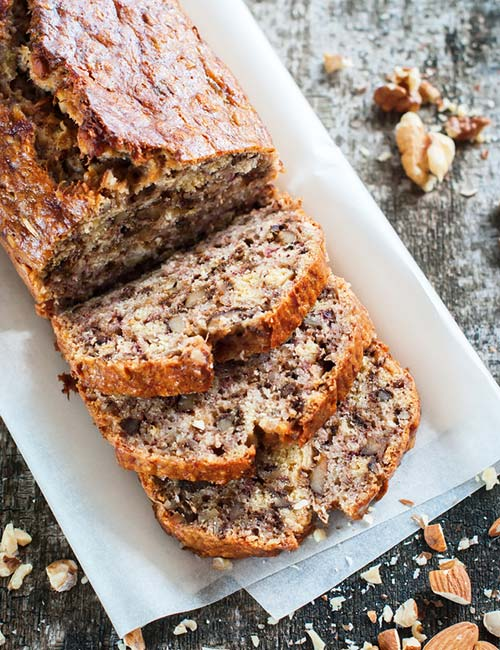 21. Whole WheatMultigrain Bread