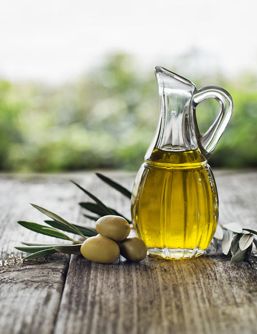 Foods You Should Consume To Get Big Buttocks - Olive Oil And Flaxseed Oil