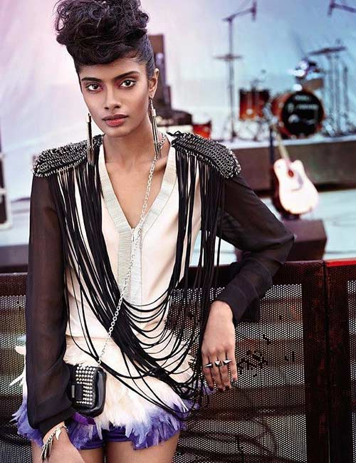 Top Indian Fashion Models - Archana Akhil Kumar