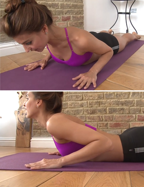 Exercises For Lower Back Pain - Back Extension