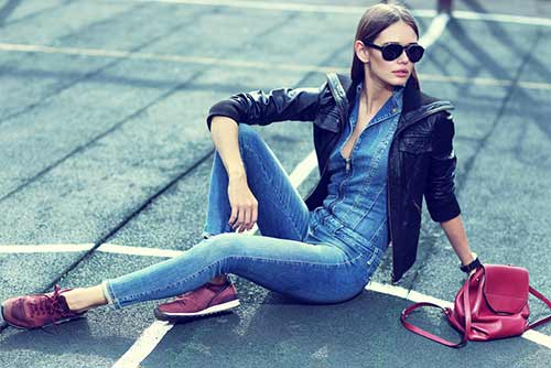 3. Complete Denim Overall