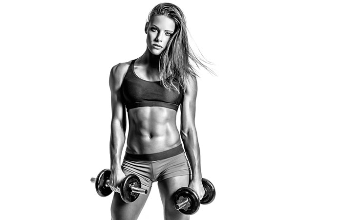 Benefits Of Lifting Weights - Decreases The Risk Of Muscle Loss