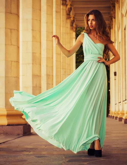 What To Wear On A Cruise - Evening Gowns