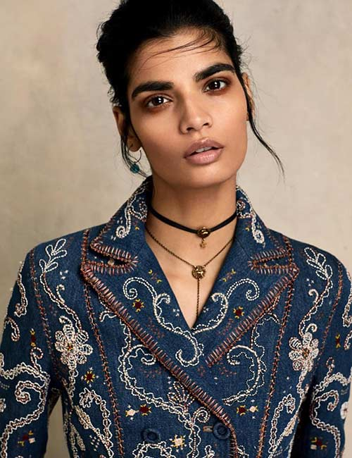 Top Indian Fashion Models - Bhumika Arora