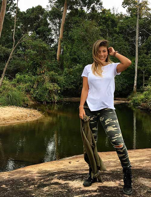 How To Wear Combat Boots - Camo Pants And Combat Boots
