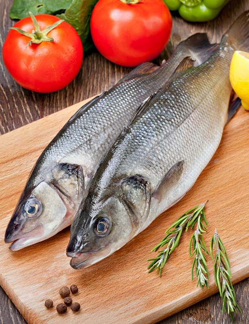Foods You Should Consume To Get Big Buttocks - Fish