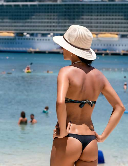 What To Wear On A Cruise - Swimwear