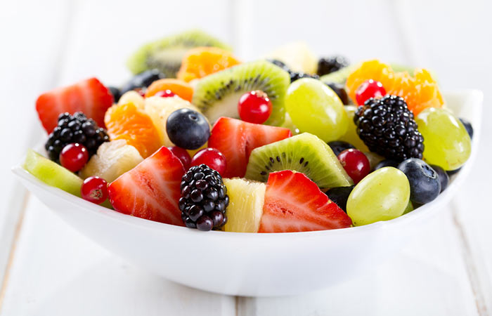 5. Add Fruits To Your Diet