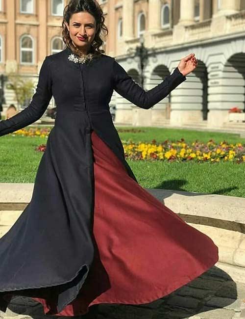 How To Wear A Lehenga - Anarkali Lehenga
