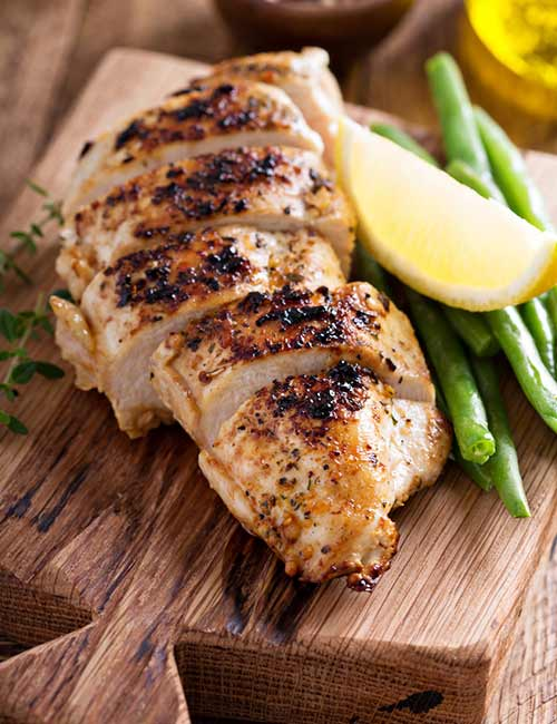 Post-Workout Foods - Chicken