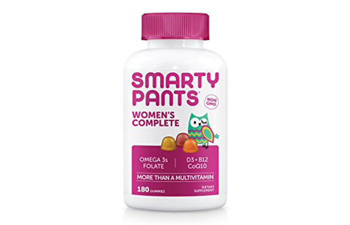 Best Multivitamins For Women - Smarty Pants Women's Complete