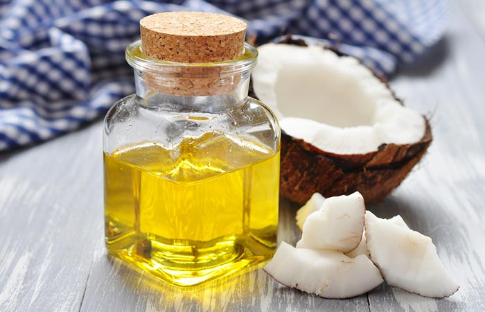 8. Coconut Oil