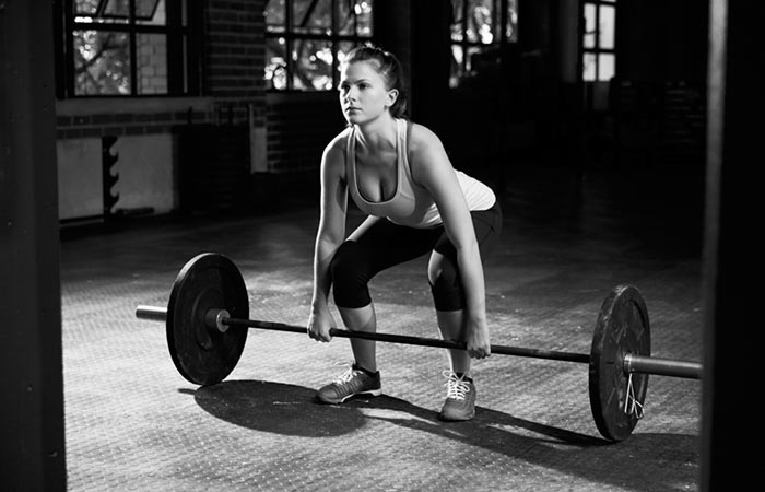 Benefits Of Lifting Weights - Improves Muscle Strength And Power
