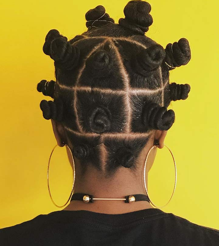 20 best bantu knots hairstyles thecheapjerseys Image collections