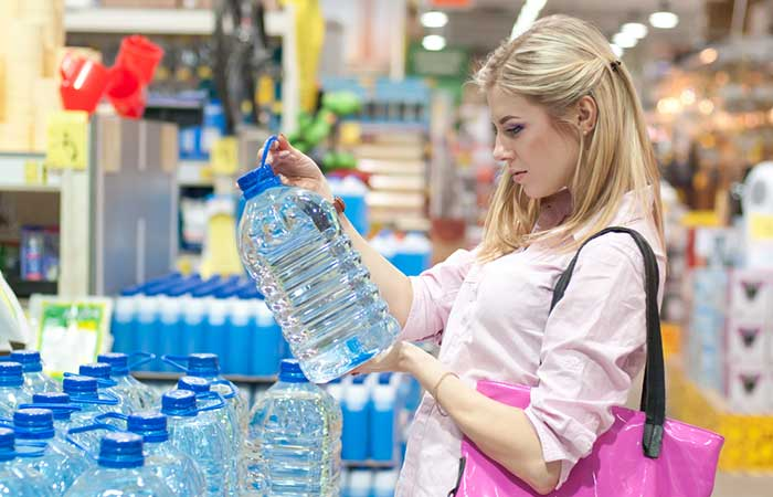 Bottled Water Is Costly