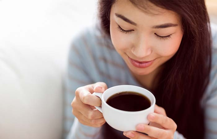 Change The Coffee Routine