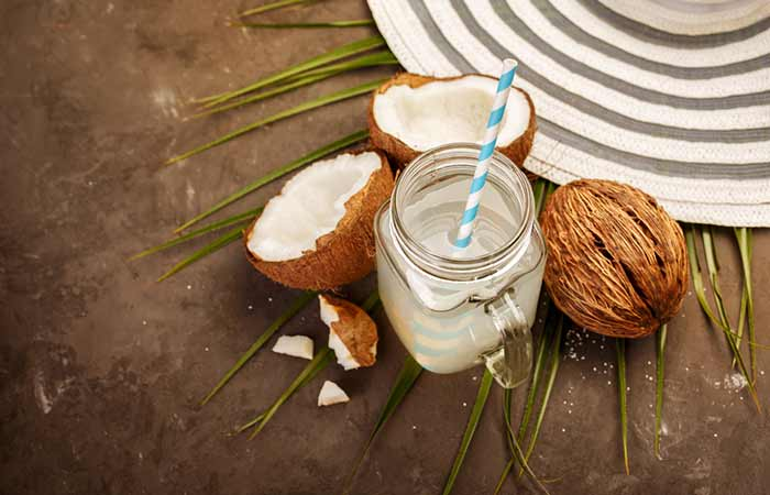 Coconut promotes healthy pregnancy for both mother and baby