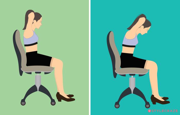 Forward Bending Exercise