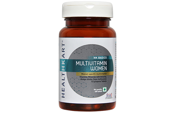 HealthKart HK Basics Multivitamin Women