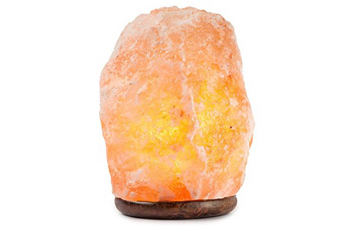 HemingWeigh Natural Himalayan Salt Lamp