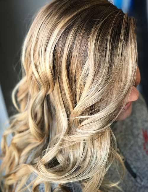 Honey Platinum Blonde