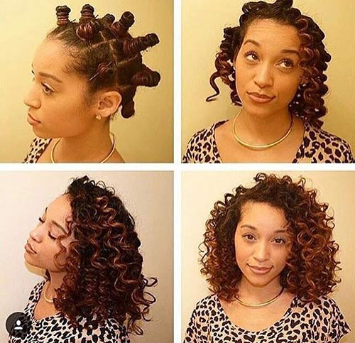 20 Best Bantu Knots Hairstyles Top Skin Secrets