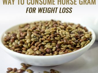 How To Use Horse Gram For Weight Loss