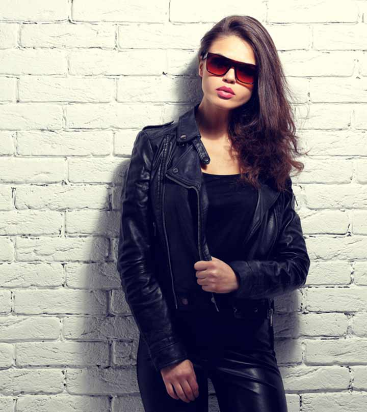 How To Wear A Leather Jacket – Style Guide