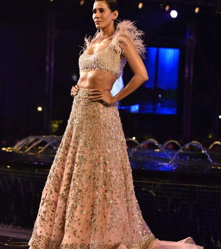 How To Wear Lehenga – 15 Different Styles And Outfit Ideas