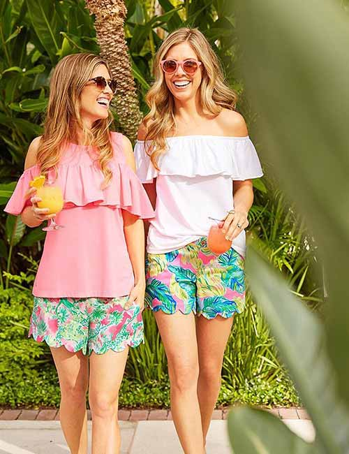 Best Preppy Brands For Women - Lilly Pulitzer
