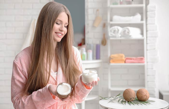 Make Hair Conditioner With It