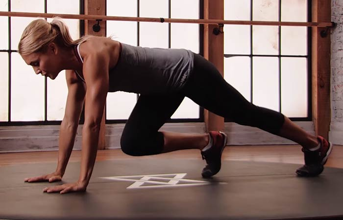 Best Core exercises - Mountain Climbers