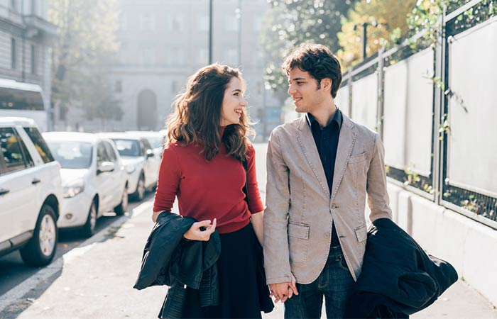 Myth Men Dislike Women Who Ask Them Out First