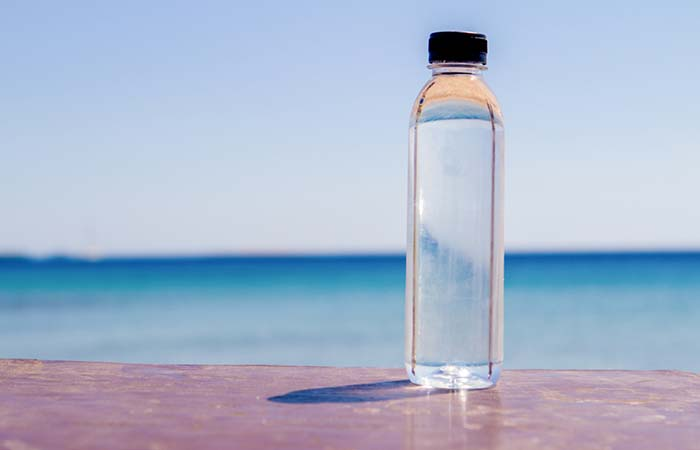 Plastic Bottles Leak Chemicals