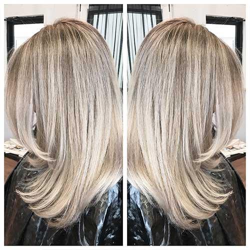 Platinum Ash Blonde