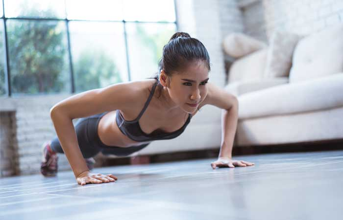 Pushup Hold