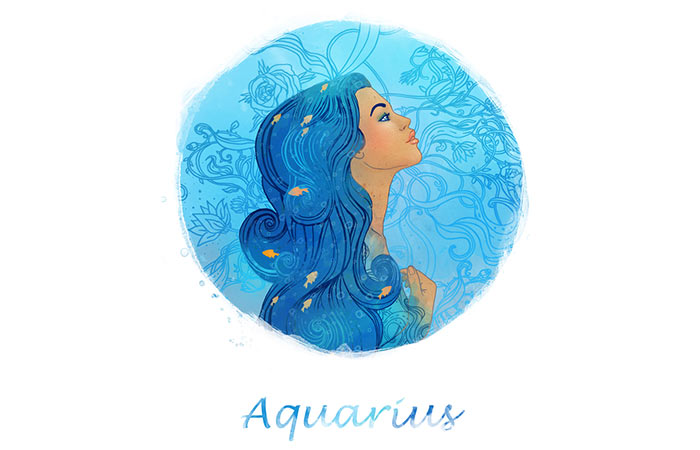 Rank № 6 Aquarius