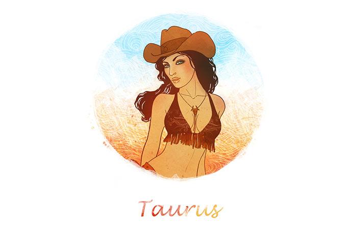Rank № 9 Taurus