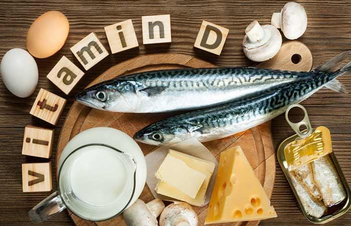 Step Up On Vitamin D Intake
