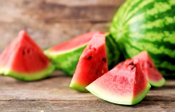 Best Natural Diuretics For Safer Health - Watermelon