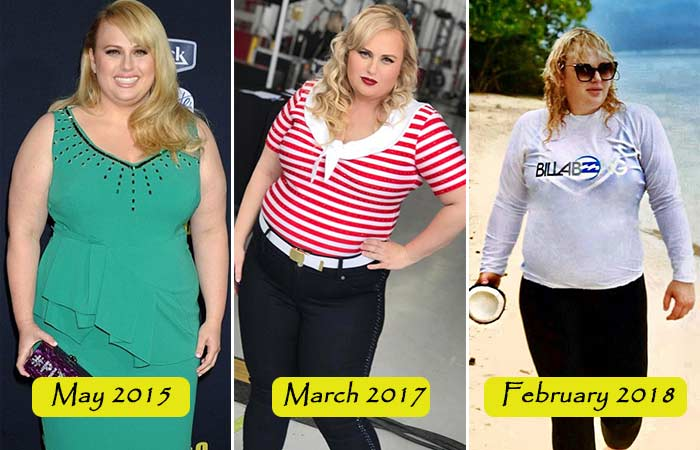 Rebel Wilson Weight Loss - What Motivated Rebel Wilson To Lose Weight