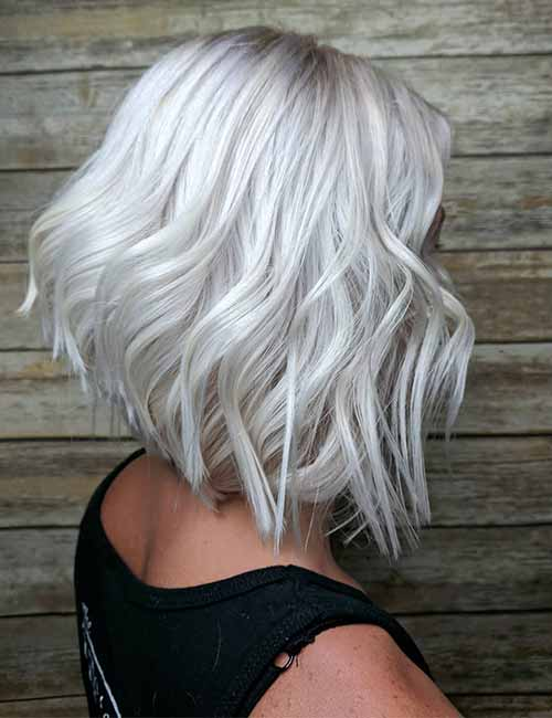 20 Amazing Platinum Hair Shades To Try