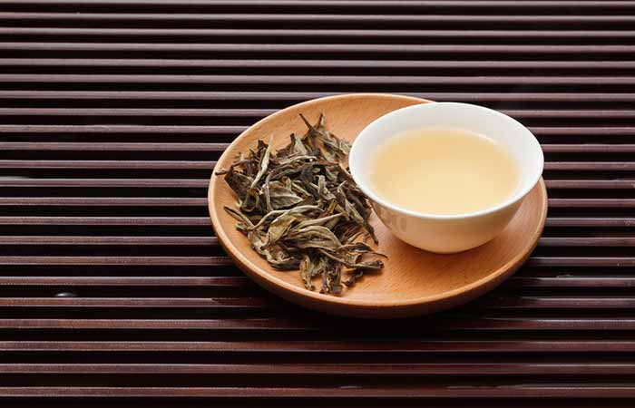 Top Anti-Inflammatory Foods - White Tea
