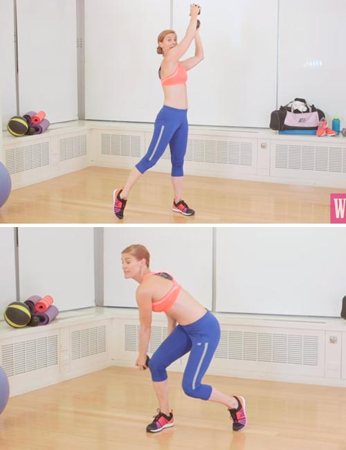 Get Rid Of Love Handles - Woodchoppers