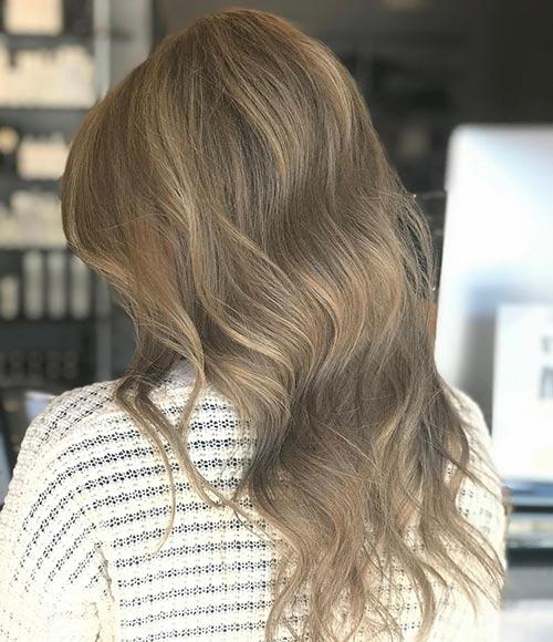 Dirty Blonde Hair Shades - Lowlights On Dirty Blonde