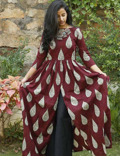 15 Latest Kurti Neck Designs In 2019