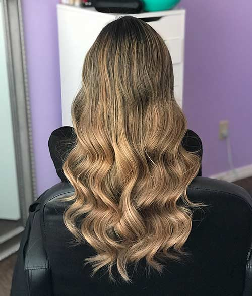 Dirty Blonde Hair Shades - Fading Dirty Brown Blonde