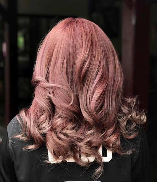 15. Dirty Pink Blonde